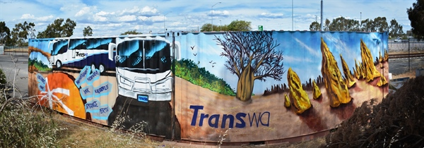 Stepping towards a Transwa facelift